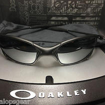 Custom Restored by Xman Oakley X-Metal Juliet Midnight Black W/ Black Oem Lenses Photo