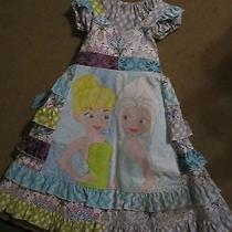 Custom  Tinkerbelle Dress by Funktional Threads 5/6 Photo
