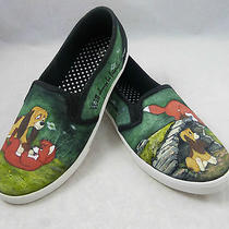 Custom Toms Shoes Disney the Fox and the Hound Photo