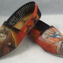 Custom Toms Shoes Disney the Lion King Photo