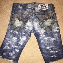 Custom True Religion Shorts  Photo