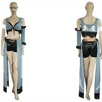 Customized Cosplay Costume for Final-Fantasy-Viii-8-Rinoa Game Dress Photo