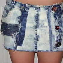 Customized Mini Skirt Photo