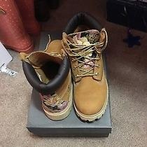 Customized Timberland Boots Photo