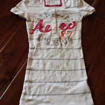 Cute Aeropostale Girls Shirt Xs  Photo