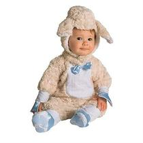 Cute as Can Be Lamb Toddler Costume Photo