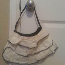 Cute Avon Off-White Bag Handbag Purse Photo