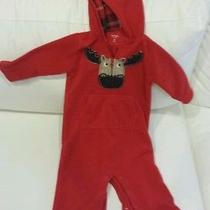 Cute Carter's Red Onesie for Christmas Photo