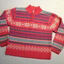 Cute Christie Brooks Bright Colored Soft Sweater  Girls 7-8 Bts Photo