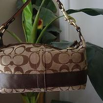 Cute Coach Small Handbag/cosmetic Photo