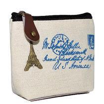 Cute Fashion Retro Coin Bag Purse Wallet Card Case Classic Handbag Souvenir Gift Photo