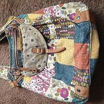 Cute Fossil Patchwork Look Bag Photo