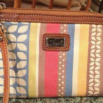 Cute Fossil Wristlet Wallet/purse Photo
