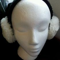 Cute h&m White Earmuffs Photo