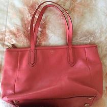 Cute Pink Fossil Sydney Shopper Photo