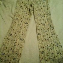 Cute Rampage Summer Floral Pants Photo