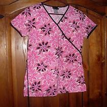 Cute Scrubtop by Baby Phat Size Xs Gently Worn Condition. Photo