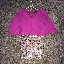 Cute Sequin Dress Size Medium Photo