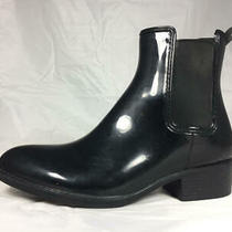 Cute  Used Jeffrey Campbell  Stormy Waterproof Chelsea Rain Boot   Women's Sz 9 Photo
