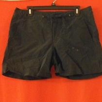 Cute Womens Black Columbia  Shorts Sz M   Photo