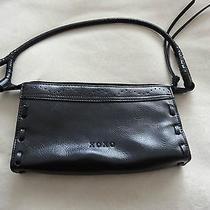 Cute Xoxo Black Shoulder Bag Evening Purse Photo