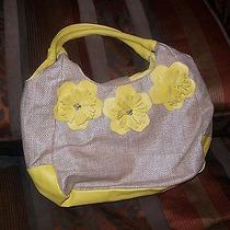Cute Yellow Purse From Avon Photo