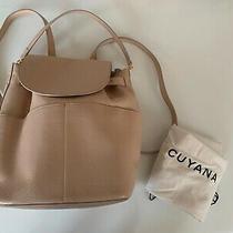 Cuyana Leather Backpack Blush  Pebbled Leather  Photo