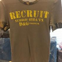d&g Recruit T-Shirt Vintage (Dolce & Gabbana) Photo