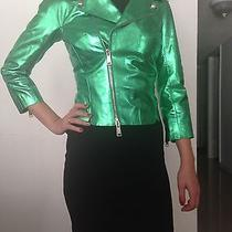 d'squared2 Women Green Jacket Photo