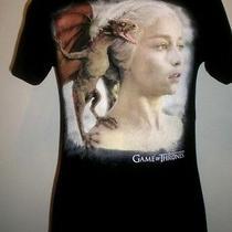Daenerys Targaryen Game of Thrones Fantasy Tv Drama T-Shirt S Photo