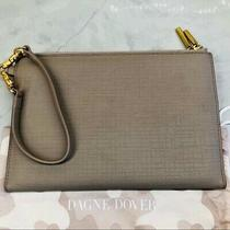 Dagne Dover Essentials Clutch W/ Wrist Strap in Bleecker Blush Photo