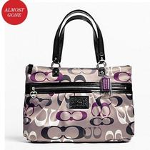 Daisy Optic Print Tote 298 Photo
