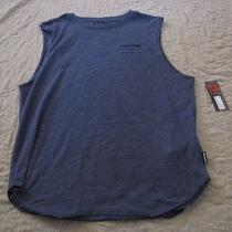 Dakine Women's Camilla Surf Tank Top Crown Blue Furrow Medium New Sample 2017 Photo
