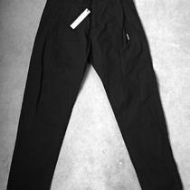 Damir Doma Black Drop Seat Canvas Pants L 34.5waist New Silent  Photo
