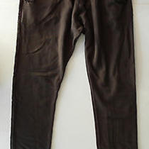 Damir Doma Olive Drop Seat Lounge Pants M 31-35waist New Silent  Photo