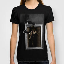 Dark Art Fantasy Horror Gothic T-Shirt Original Art