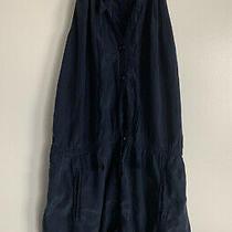 Dark Blue Armani Exchange Romper Size 4 Photo