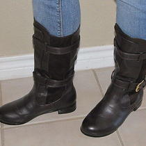 Dark Brown Boots by Avon Photo