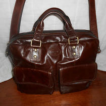 Dark Brown  Fossil   Briefcase/laptopbag Photo