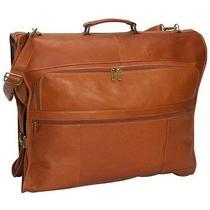 David King & Co. 42 Garment Bag - Tan  203t Photo