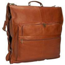 David King & Co. 48 Deluxe Garment Bag - Tan  208t Photo