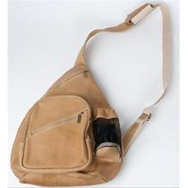 David King & Co 6318t Backpack Style Cross Body Bag Tan Photo