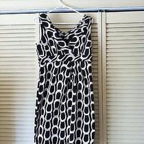 David Meister Black and White Dress  Photo