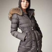 Dawn Levy Nina Tulip Coat Size Small Arctic Gray Photo