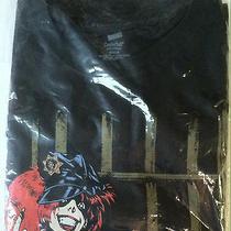 Dc Comics New 52 Harley Quinn Lock-Up Jason Pearson T-Shirt Large New Bagged L Photo