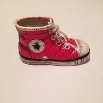 Decretive Counterpoint Ceramic Converse One Star Red Solid Xs Photo