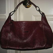Deep Red Gucci Handbag Photo