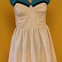 Delia's Blush Pink Corset Sundress With Matching Necklace  Size Large Photo