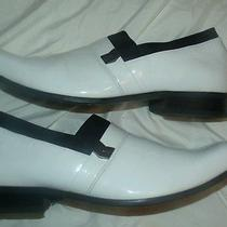 Delli Aldo Dress Shoes Men's White 13 Wedding Photo
