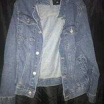 Denim Jacket - Size Small - From Burtons Menswear but Unisex Photo